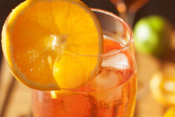 Spritz Aperol - Aperitivo Cocktail recipe