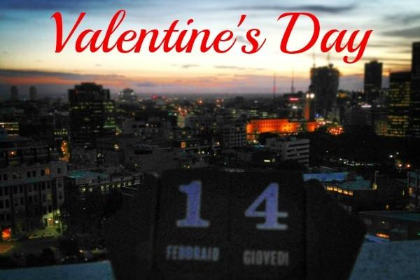 My Version of Valentine's Day
