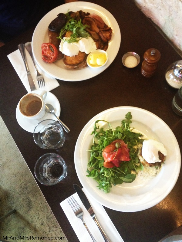 Mr and Mrs Romance - Sydney Eats - Forbes and Burton cafe food coffee