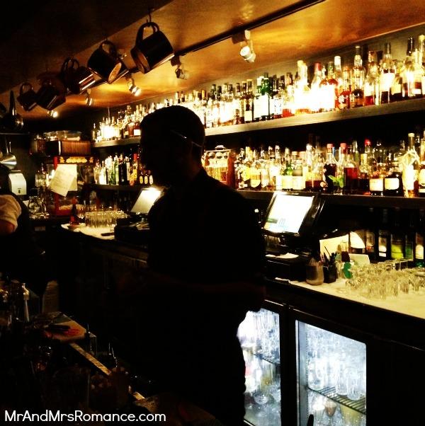 Mr and Mrs Romance - Friday drinks - Eau de Vie 1