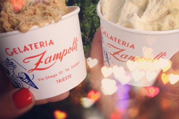 What's the difference between ice cream and gelato