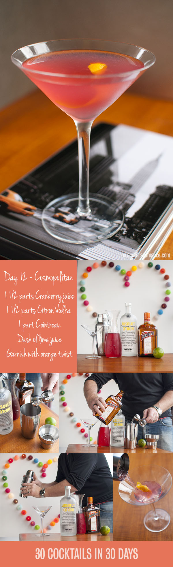 Mr and Mrs Romance - Day 12 - Cosmopolitan
