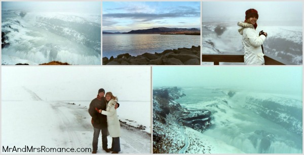Mr and Mrs Romance - Islands - Iceland collage