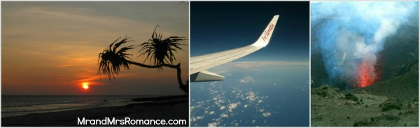 Mr and Mrs Romance - Islands - Vanuatu collage