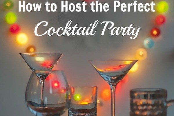 How to host the perfect cocktail party 2