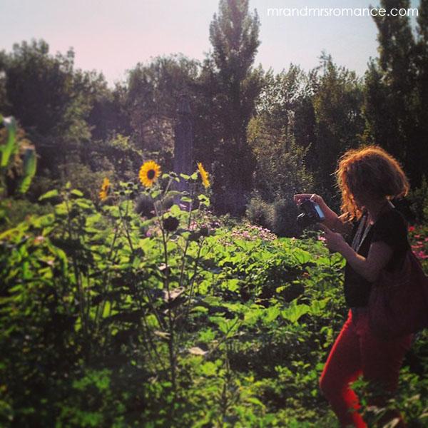 Mr and Mrs Romance - San Francisco Sonoma fields