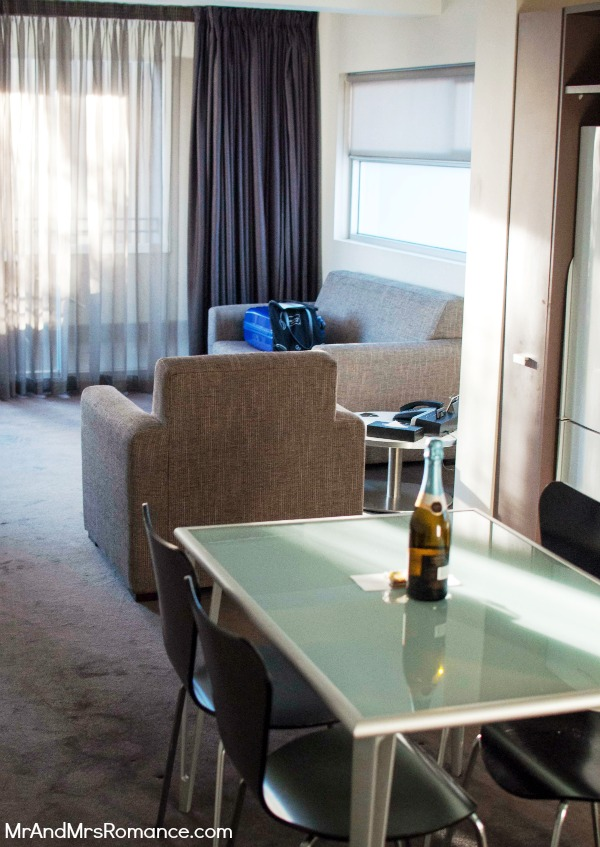 Mr and Mrs Romance - Travel - Cosmopolitan Hotel suite 1