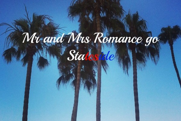 Mr and Mrs Romance - San Diego pt 2 - 1 Title