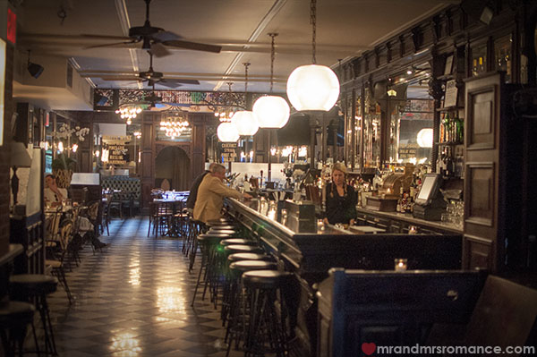 Where to drink in nyc the bar room upper east side new for Secret romantic places nyc