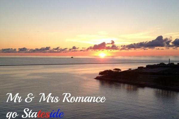 Mr and Mrs Romance - USA - 1 Title