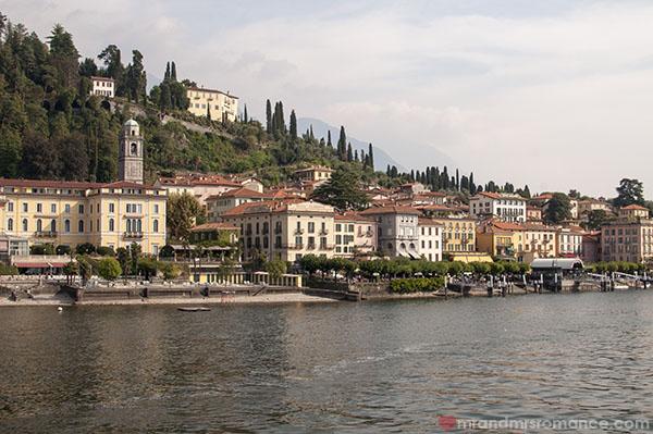 Mr & Mrs Romance - Lake Como - Bellagio