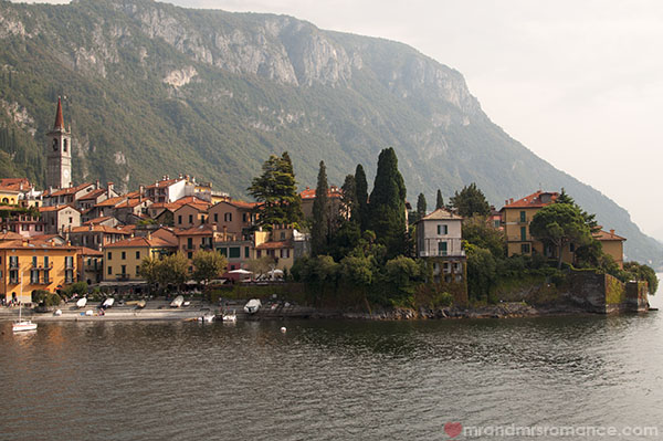 Mr & Mrs Romance - Lake Como - Varenna
