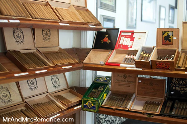 Mr & Mrs Romance - San Diego cigar trail - Tabac 4