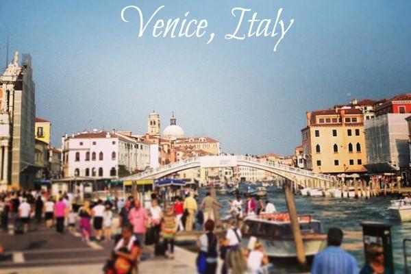 Mr & Mrs Romance - Venice Instagram - 01 Venice title