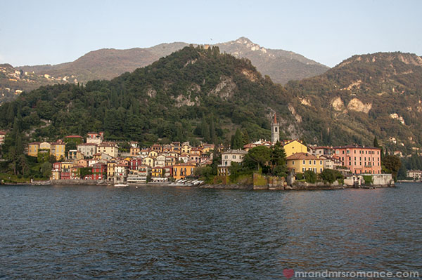 how to get to varenna from milan