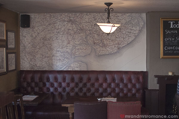 Where to drink - The Rose and Crown Wivenhoe Essex 3