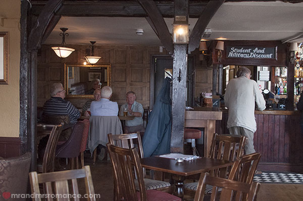 Where to drink - The Rose and Crown Wivenhoe Essex 4