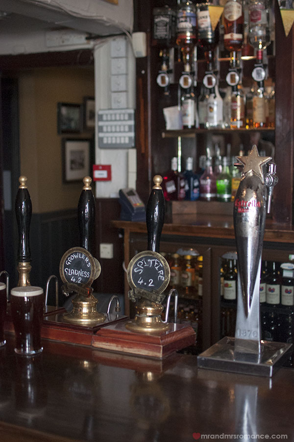 Where to drink - The Rose and Crown Wivenhoe Essex 5