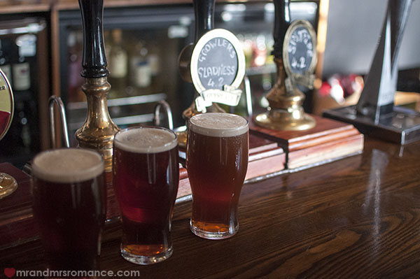 Where to drink - The Rose and Crown Wivenhoe Essex 7