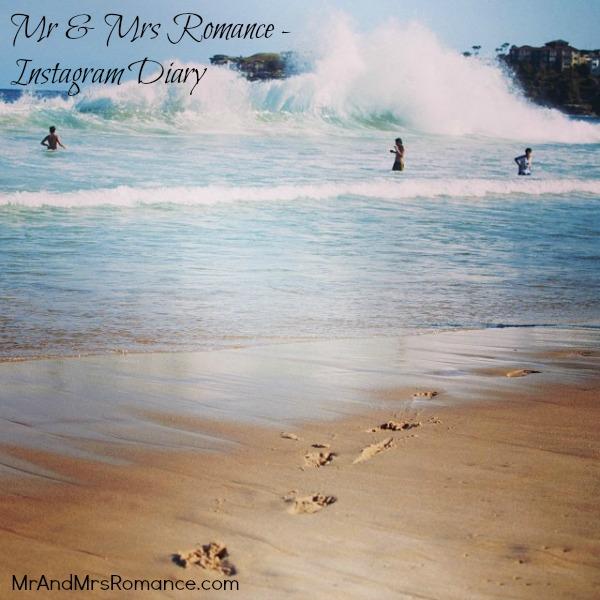 Mr & Mrs Romance - Instagram diary - MM 0  title