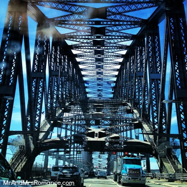 Mr & Mrs Romance - Instagram diary - MM 6 Harbour Bridge always looks good