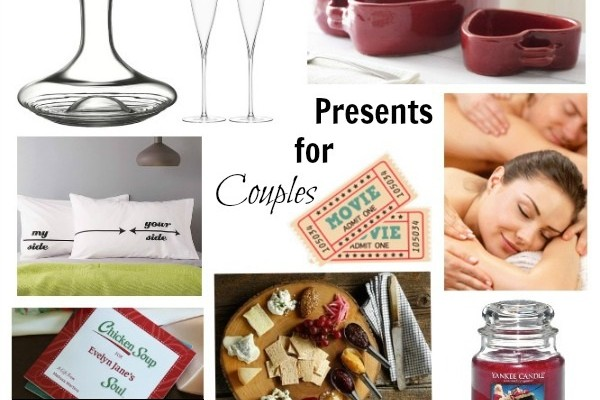 Mr & Mrs Romance - Prezzies for couples - collage 3