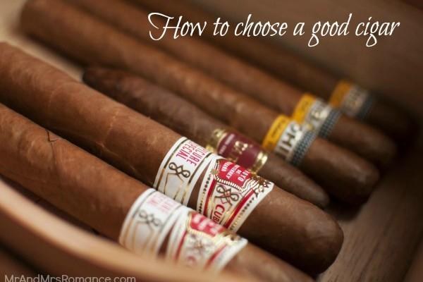 Mr & Mrs Romance - shopping for cigars - 1 title