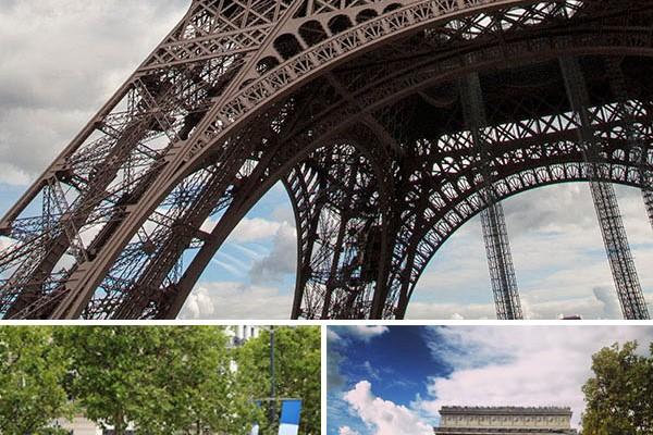 Mr and Mrs Romance - Paris bus tour