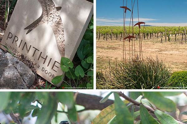 Mr and Mrs Romance - exploring Orange NSW - Printhie Winery