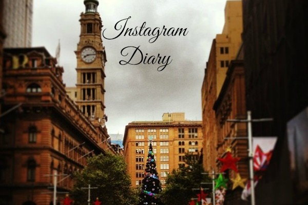 Mr & Mrs Romance - Insta Diary - 1MM1 Title cloudy Christmas