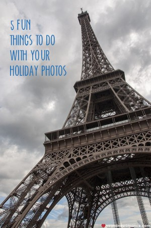 What to do with your holiday photos – 5 fun ideas