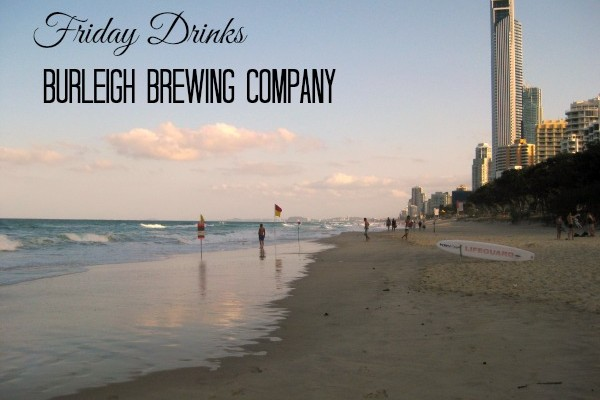 Mr & Mrs Romance - Friday Drinks - 1 Burleigh Brewing Co Title