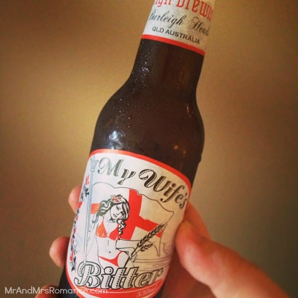 Mr & Mrs Romance - Insta Diary - 3MM3 New Beer's Eve