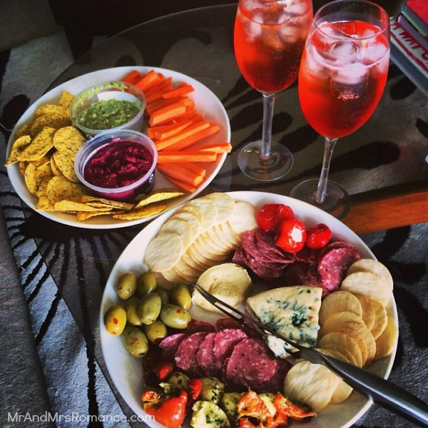 Mr & Mrs Romance - Insta Diary - 5MM5 New Year's Day lunch - leftovers