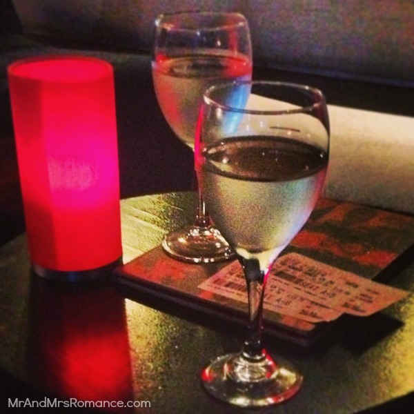 Mr & Mrs Romance - Insta Diary - 7MM7 Date night Gold Class cinema