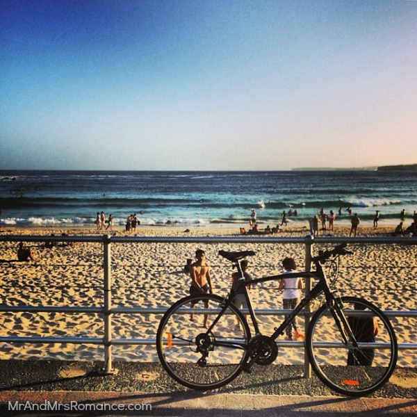 Mr & Mrs Romance - Insta Diary - 9MM9 Sydney's beaches