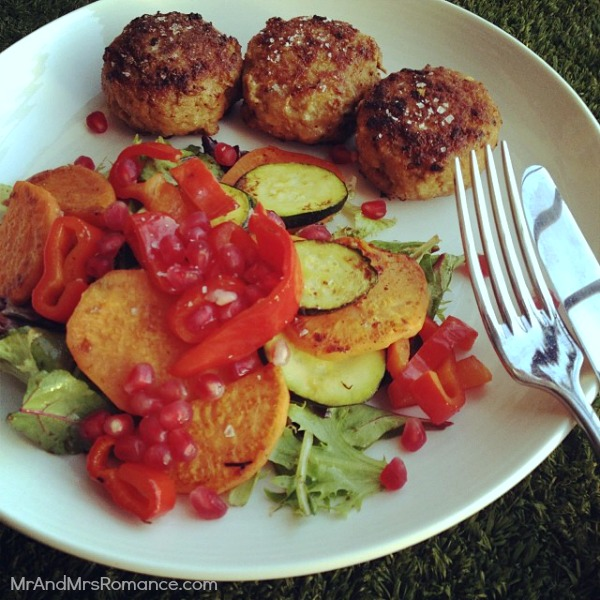 Mr & Mrs Romance - Insta diary - 4 another gluten-free dinner!