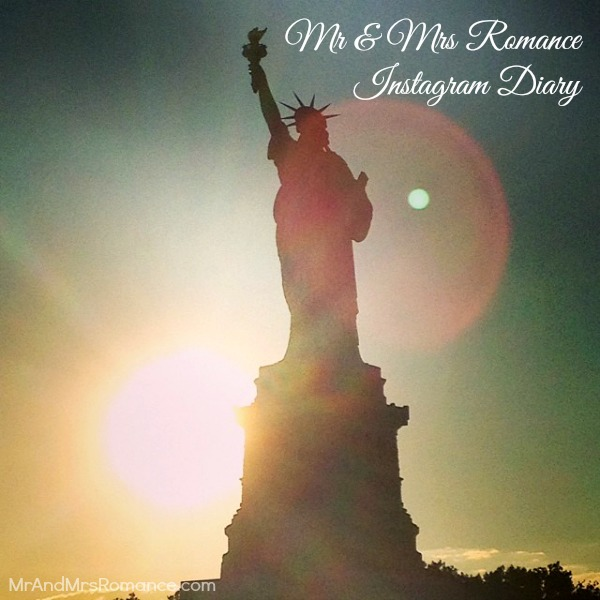 Mr & Mrs Romance - Ista Diary - 1 NYC sailing cruise review