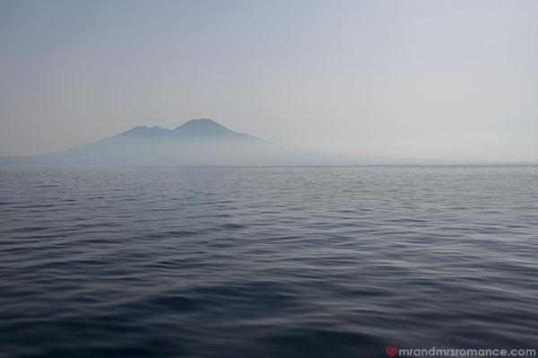 Mr and Mrs Romance - Mr Vesuvius Naples