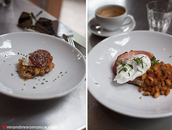 Mr and Mrs Romance - The Old Convent - 2nd and 3rd course brunch in Orange