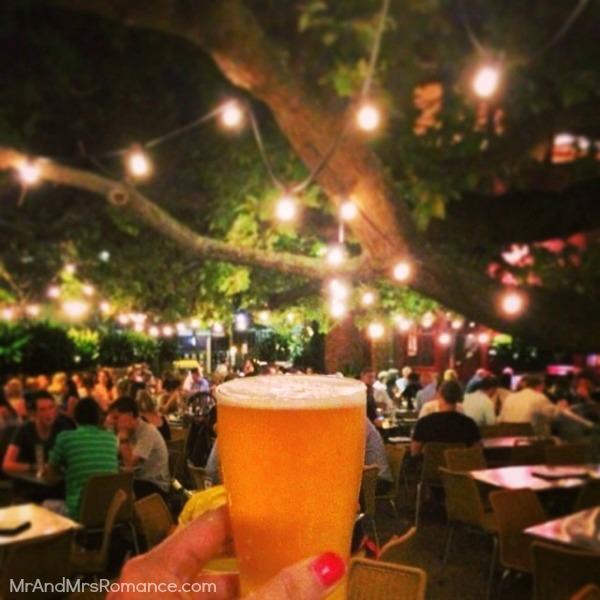 Mr & Mrs Romance - Insta Diary - 10 The Oaks' beer fest