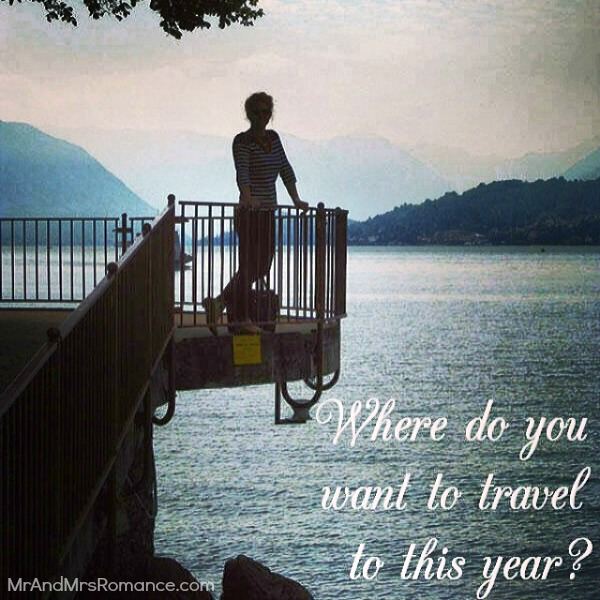 Mr & Mrs Romance - Insta Diary - 13 He Said She Said travel list