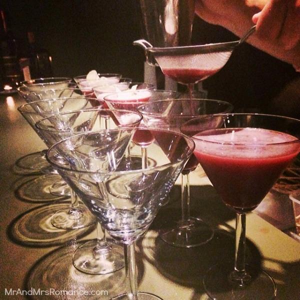 Mr & Mrs Romance - Insta Diary - 2 Rabbit Hole cocktails