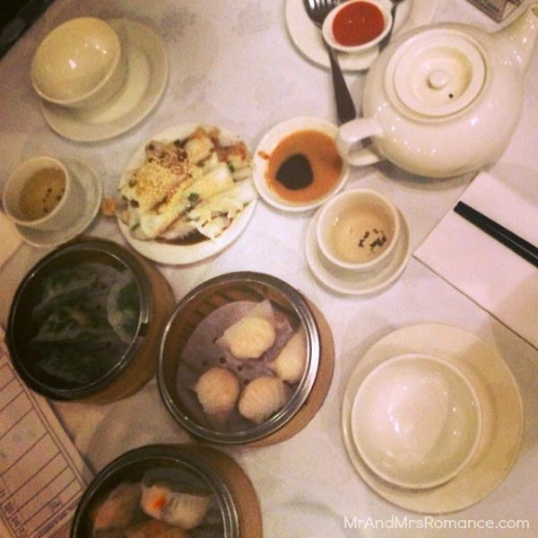 Mr & Mrs Romance - Insta diary - 18 yum cha awesomeness