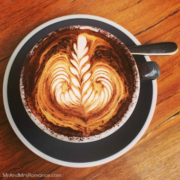 Mr & Mrs Romance - Insta diary - 4 coffee at Paramount Coffee Project