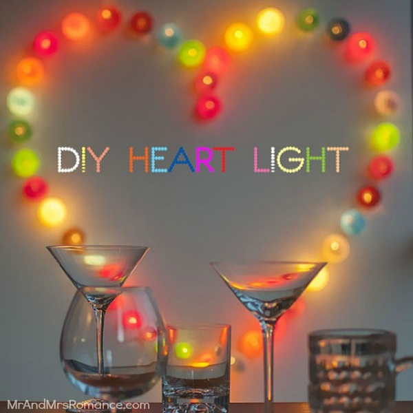 Mr & Mrs Romance - Insta diary - 7 our heart lights