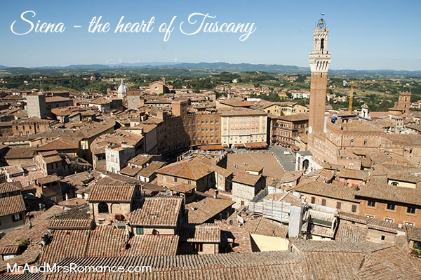 The essential guide to Siena Italy by Mr and Mrs Romance