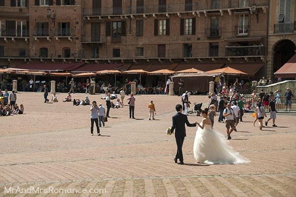 Mr and Mrs Romance - Siena 54