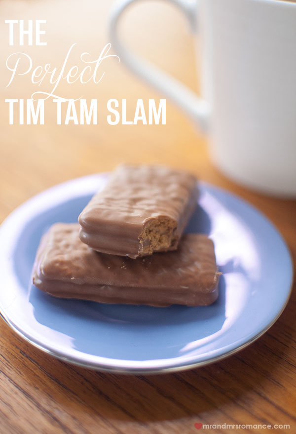 Mr and Mrs Romance - The Perfect Tim Tam Slam
