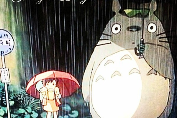 Mr & Mrs Romance - Insta Diary - 1 My Neighbour Totoro
